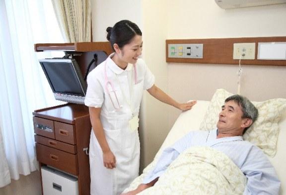 高齢者の入院。「一ヶ月以内に行き先を探して!」